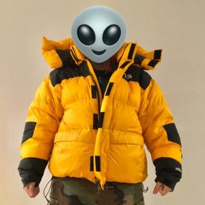 The North Face 90's Baltoro Jacket w/ Hood